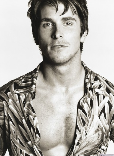 Your Hunk of the Day: Christian Bale