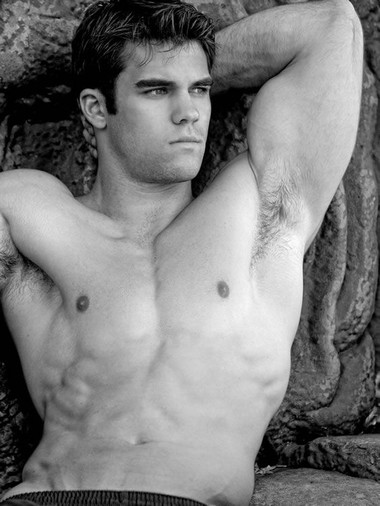 Your Hunk of the Day: Daniel Ashton Johnson