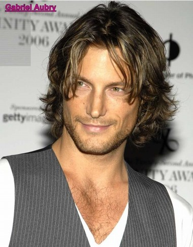Your Hunk of the Day: Gabriel Aubry