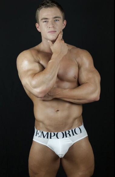 Your Hunk of the Day: Jake Noble