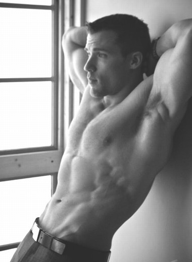 Your Hunk of the Day: Jamie Free