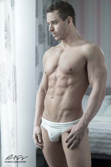 Your Hunk of the Day: Jerred Fulbright
