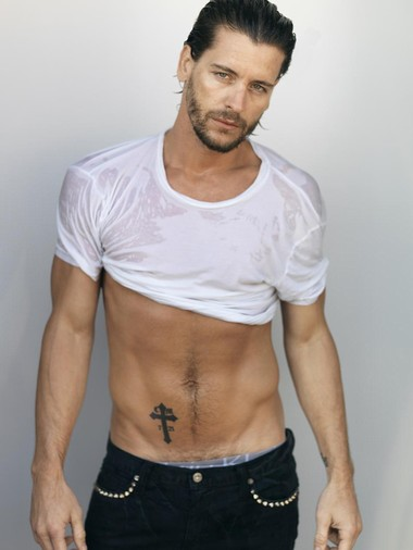 Your Hunk of the Day: Josh Button