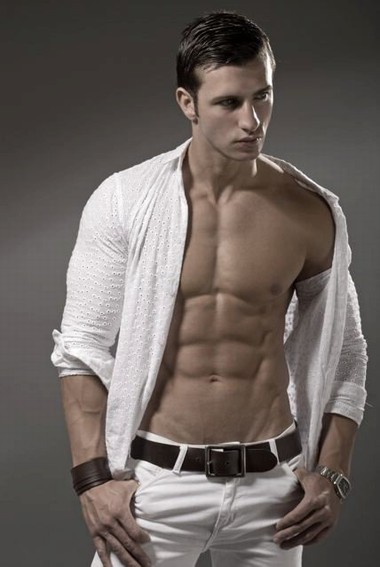 Your Hunk of the Day: Kamil Nicalek