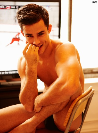Your Hunk of the Day: Kenzie Roth
