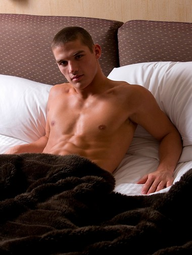 Your Hunk of the Day: Kerry Degman