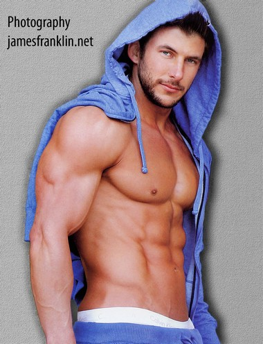 Your Hunk of the Day: Matt Mendrun