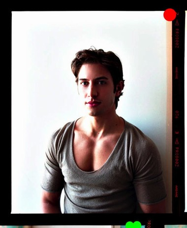 Your Hunk of the Day: Nick Adams