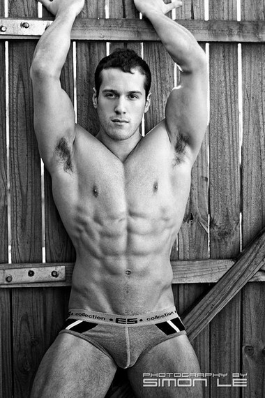 Your Hunk of the Day: Tim J. Perry